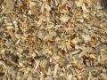 Déchiquetage de bois, plaquette forestiere